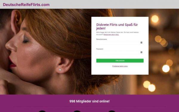 DeutscheReifeFlirts.com