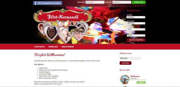 Flirt-Karussell.de