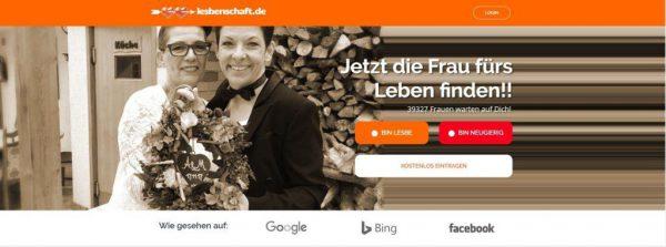 Ist Lesbenschaft.de Abzocke – oder bietet sich hier eine Chance?