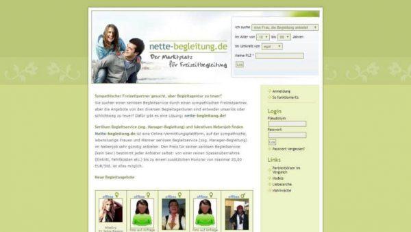Nette-Begleitung.de