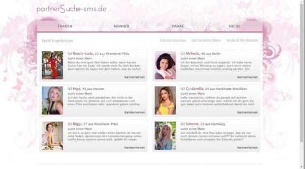 Partnersuche-SMS.de